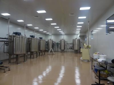 Gıda Proses Üretim Odası