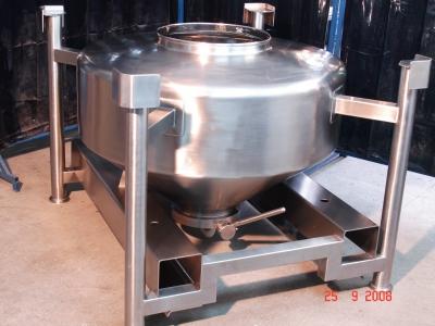 400 Litre IBC Flowbin Konteyner