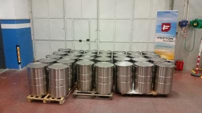 200 litre tablet drum taşıyıcı kazanlar