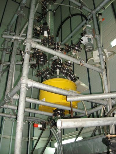 Altın Saflaştırma Reaktörü