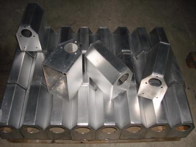 Alüminyum Yüksek Gerilim Trafo Kutusu