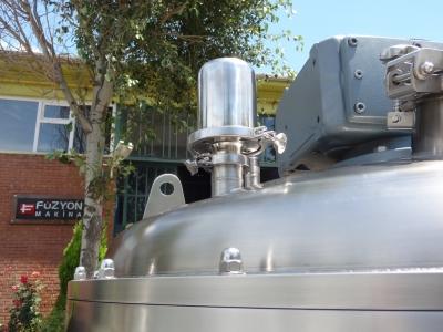 Atmosfere Kapalı Basınçlı Tank