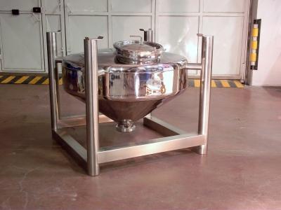 500 litre IBC Flowbin Konteyner (UFO)