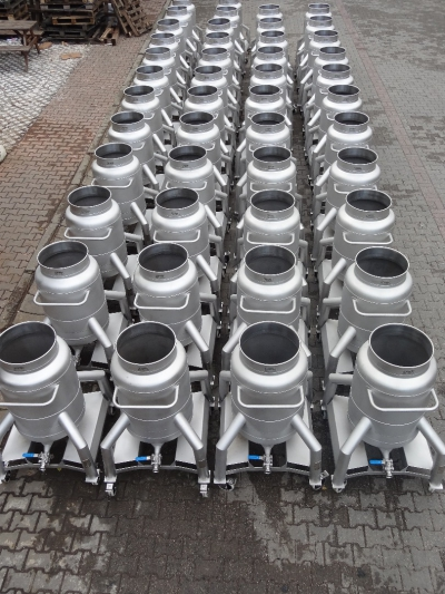 175 Litre Kapasiteli Mobil Pot Tankları